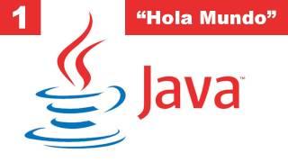 """getlinkyoutube.com-Tutorial Java - 1. Introducción y Primer Programa """"Hola Mundo"""""""