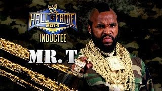 getlinkyoutube.com-2014 WWE Hall of Fame Inductee: Mr. T: Raw, March 17, 2014