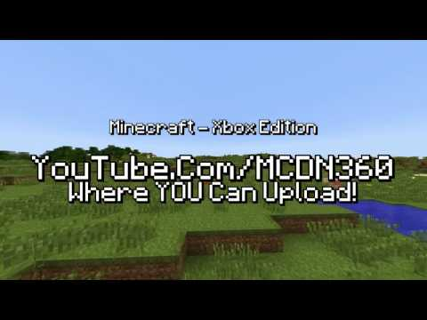 MCDN360 - Xbox 360 Minecraft Community Intro