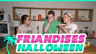 getlinkyoutube.com-Friandises d'Halloween avec Masculin Singulier