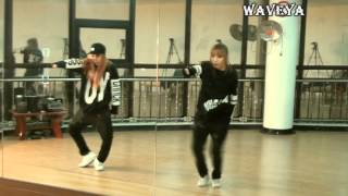 getlinkyoutube.com-TAEYANG - RINGA LINGA (링가링가) dance cover Mirror mode by Waveya