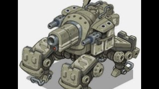 getlinkyoutube.com-Mech Tank: Battle Nations