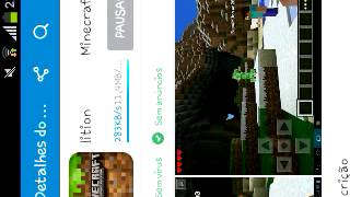 getlinkyoutube.com-Tutorial - Como Baixar Minecraft PE 1.0.0