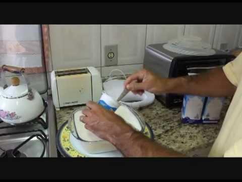 Como preparar Iogurte Grego - Marcos Oliveira