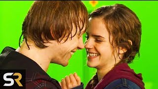 10 Funny Harry Potter Bloopers That Make The Movies Even Better