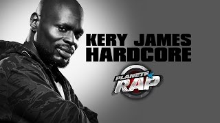 Kery James - Hardcore en live dans Planète Rap