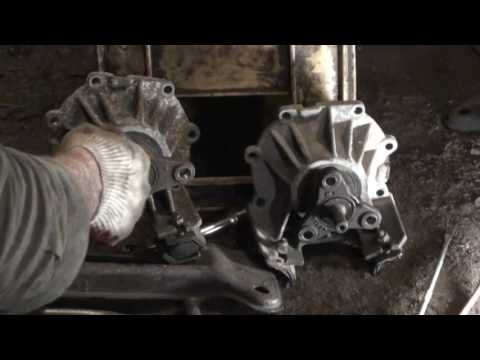 Замена Акпп 5hp18 на BMW M50