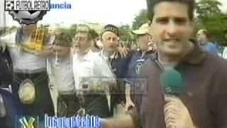 getlinkyoutube.com-Insoportable VideoMatch 1998 en Mundial de Francia Diego y Jose Maria FUTBOL RETRO TV