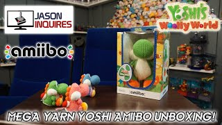 getlinkyoutube.com-UNBOXING: The Mega Yarn Yoshi amiibo