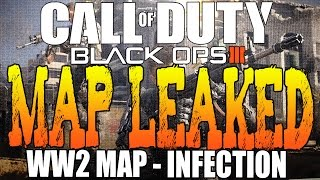 "getlinkyoutube.com-WW2 Map ""Infection"" In Black Ops 3 Leaked! 
