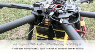 getlinkyoutube.com-Tarot T810 Hexacopter - HeliPal.com