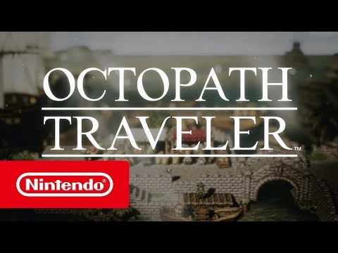 Octopath Traveler (NS)   © Nintendo 2018    1/1