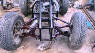 getlinkyoutube.com-Квадроцикл из металлолома