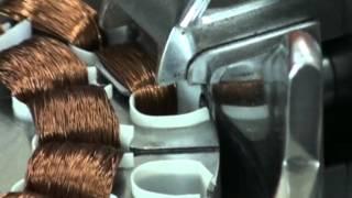 getlinkyoutube.com-SPARK CONTROLS  Automatic Ceiling fan stator winding machines ( Model - CF 5)