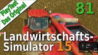 getlinkyoutube.com-LS15 PlayTest #81 Auffüllen will gelernt sein Landwirtschafts Simulator 15 deutsch HD