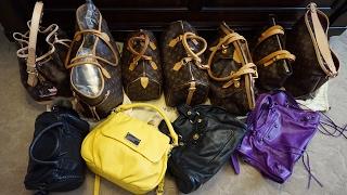getlinkyoutube.com-Luxury Handbag Collection 2017