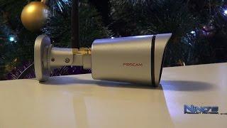 getlinkyoutube.com-Foscam FI9900P Review [Deutsch]