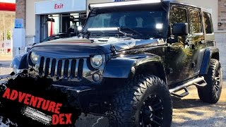 getlinkyoutube.com-2015 Blacked Out Jeep Wrangler Walk-Around!