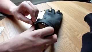 getlinkyoutube.com-KUBI Dry Glove System - How to Replace the Latex Gloves
