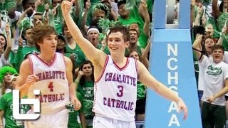 getlinkyoutube.com-Unlikely Hero Emerges as NCHSAA Champions Crowned in #HoopState Finale