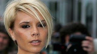getlinkyoutube.com-Victoria Beckham Short Hairstyles