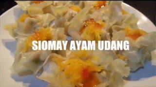 getlinkyoutube.com-Resep : SIOMAY AYAM UDANG | DIMSUM SHUMAI | #Jullskitchen