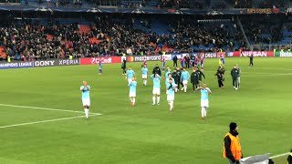 FC Basel 0-4 Man City | Basel Brushed Aside!