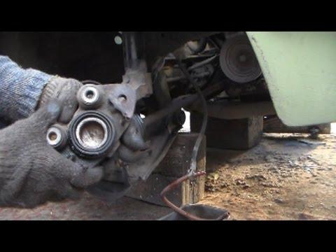 Профилактика-про качка тормоза.Opel Kadet.