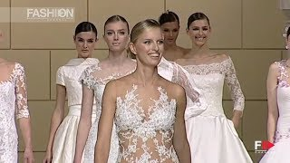 "getlinkyoutube.com-""PRONOVIAS"" 50 years Anniversary Special Full Show 2015 Bridal Collection"