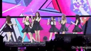 getlinkyoutube.com-F1 After Race Concert in Malaysia - SNSD 'Gee'