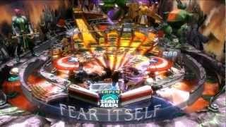 Marvel Pinball: Fear Itself Trailer