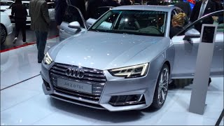 getlinkyoutube.com-Audi A4 2.0 TDI 2016 In detail review walkaround Interior Exterior