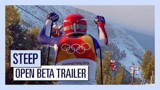Steep - Road To The Olympics Nyílt Béta Trailer