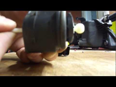 Honda Accord/Acura TSX Headlight Adjustment Motor Replacement