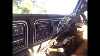 getlinkyoutube.com-F250 Custom - 453-T Detroit Diesel - Roadranger & Jacobs