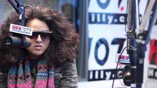 Marsha Ambrosius On New Album & Sex Tapes