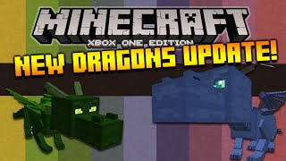 getlinkyoutube.com-★Minecraft Xbox 360 + PS3 NEW! Secret Title Update 24 OUT NOW - 3 NEW Dragons + Hatchable Eggs★