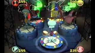 SpongeBob Lights, Camera, Pants! [Minigame 12] Beats Me