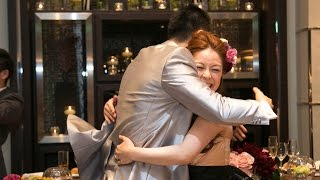 "getlinkyoutube.com-フラッシュモブ 『感謝の気持ちを込めて』 NLPサプライズ ""Flash Mob Surprise Wedding""/♪ Meghan Trainor - Lips Are Mov'in"