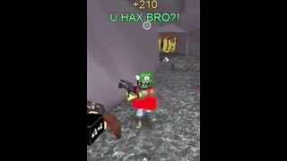 getlinkyoutube.com-Roblox: How to Farm in Reason 2 Die (U H4X, BRO?! Kill Streak)