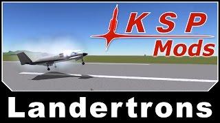 getlinkyoutube.com-KSP Mods - Landertrons