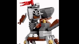 getlinkyoutube.com-Lego Mixels series 7 (all mixels)