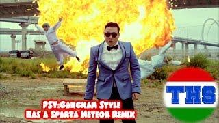 getlinkyoutube.com-PSY:Gangnam Style Has a Sparta Meteor Remix