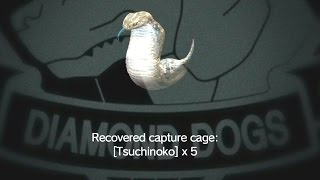 [MGSV:TPP] Tsuchinoko's Location | Ultra rare animal