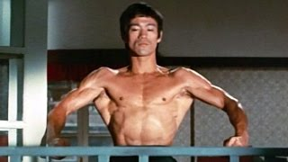 getlinkyoutube.com-Bruce Lee's EXHIBITION RARE -MUST SEE-