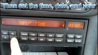 getlinkyoutube.com-How to clear Check Engine Light and Fault Codes BMW