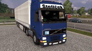 getlinkyoutube.com-Volvo FH12 ETS2 (Euro Truck Simulator 2)