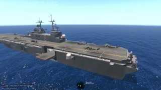 ◀ ARMA 3: Carrier Strike Force (D6:M4)