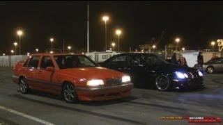 E55 AMG vs Volvo 850R