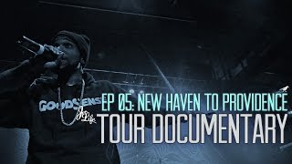 Curren$y - Pilot Talk 3 Tour€ (New Haven To Providence) [Episode 5]